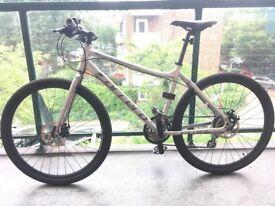 Carrera Subway 1 Hybrid Bicycle (Bike) - Documents Included