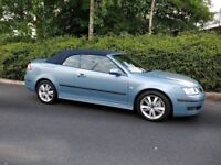2008 Saab 9-3 Vector Anniv TID Convertible – ONLY 60K MILES, FULL SERVICE HISTORY, SUPER CONDITION