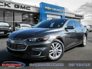 2016 Chevrolet Malibu LT - Power Seat -  Bluetooth - $148.31 B/W