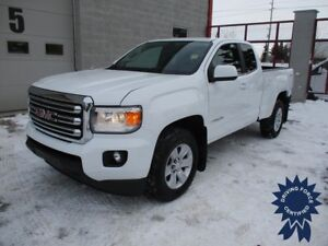 2015 GMC Canyon SLE Extended Cab 4WD - 2.5L 4 Cylinder