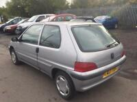 Peugeot 106 1.1 ideal first car