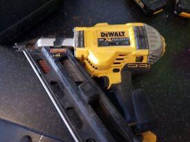 Dewalt 1st fix nsil gun