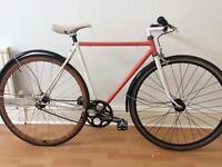 Vintage road, hybrid, Fixie bike. 50cm