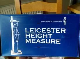 Marsden leicester height measure