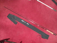 Masterline XL 10' Fly Fishing Rod in Excellent Condition with Bag