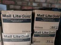 Envelopes (need gone)