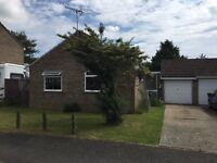 NOW LET AGREED A well presented DETACHED 2 BEDROOM BUNGALOW in Reydon, near SOUTHWOLD