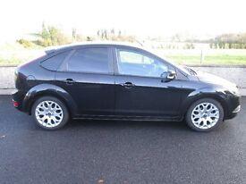 Ford Focus 1.6 zetec petrol 2009