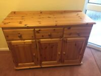 Pine Sideboard made by Corndell