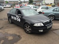 TAXI DRIVER WANTED 24/7 DIESEL CAR AVAILABLE NOW WHITE PLATE + SCHOOL RUN