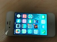 Apple IPhone 4S - White - For Sale