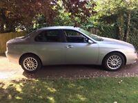 2006 Alfa Romeo 156 1.9 JTDm. 12 months MOT. Full History. 2 cambelts. Dent N/S/R. 6 speed. SWAP.