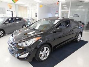 2013 Hyundai Elantra Coupe GLS MAGS/TOIT OUVRANT 47$/semaine West Island Greater Montréal image 3