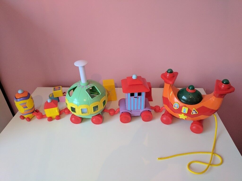 In The Night Garden Large Ninky Nonk Musical Interactive Activity Train - £10
