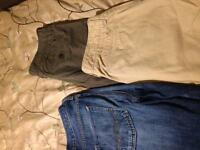 American Eagle Jeans and chino pants