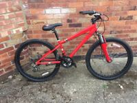 Shockwave Cruiser bike -Cycle low rider - boys bike - Will deliver local York FREE