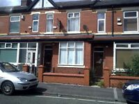 SPACIOUS 2 BEDROOM HOUSE TO LET, GERALD ROAD, SALFORD M6 6DH