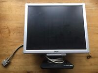17'' monitor for FREE