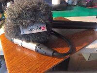 Sennheiser ME62 + Sennheiser K6 microphone, EK100 G3 GB Receiver, SK100 G3 GB Transmitter + Mic