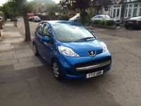 Peugeot 107 - 1 litre petrol and manual . Drive excellent in great condition