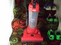 VAX BAG-LESS UPRIGHT HOOVER