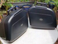 Honda Side Panniers CB500x/R/F 2013>