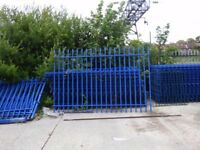 Apex Railing Panels - 2m high x 3m wide - approx 87