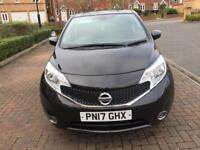 Nissan Note 1.2 Acenta Premium 800 miles drives new 3 years Nissan warranty