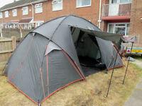 Gelert Monsoon 4 Tent, in fantastic condition