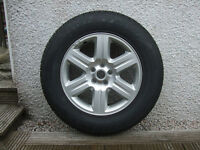 Land Rover Freelander 2 GS Alloy Wheel & Tyre