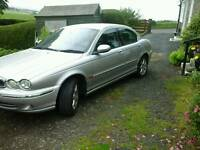 2.1 v6 X TYPE JAG Spares or Repair ( will break all parts avail.)