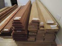 Hardwood Wood Veneers - 3650 square metres