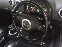 Audi TT mk1 leather steering wheel sport