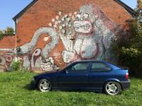 BMW e36 316i (2.5 conversion) sale swaps track drift