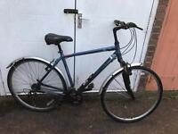 Landrover hybrid bike