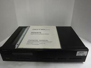 Rotel Digitial Surround Amplifier. We Sell Used Audio. 113426.