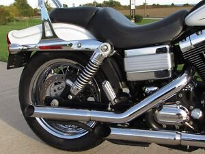 2006 harley-davidson FXDWG Dyna Wide Glide   6 Speed and Fuel In London Ontario image 13
