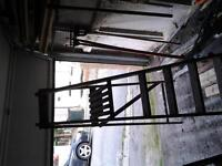 Choice of Two Remaining Wooden Step Ladders