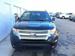 2015 Ford Explorer XLT 4X4 Navigation BLIS and more!! Edmonton Edmonton Area image 2