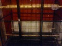 Good condition bird cage