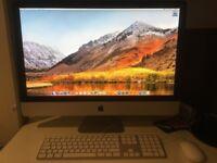 Apple iMac 27 i5 3.1ghz Quad, 8gb Ram, 1tb Hard Drive, Radeon 6970 1gb Boxed