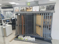 Amtico Flooring Display Stand-Latest design