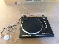 Pioneer PL-100 Turntable [Vinyl Record Player]
