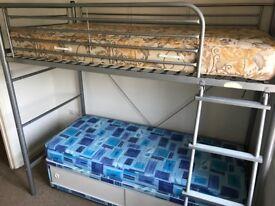 CADIZ children's bunk bed