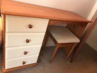Pine Bedroom Furniture - Chest of Drawers, Dressing Table and 2 x Bedside tables
