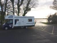 2009 Motorhome Swift escape 6 birth low Milage