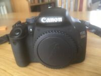 Canon 550D body for sale
