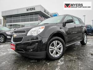 2014 Chevrolet Equinox LS FWD/LOCAL TRADE