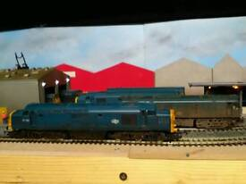 Wanted any oo gauge railway item hornby lima triang trainsets odd items