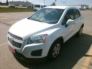 2013 Chevrolet Trax GREAT LITTLE SUV / NO PAYMENTS FOR 6 MONTHS